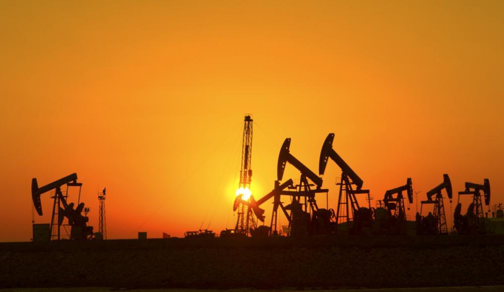sunset oil mining