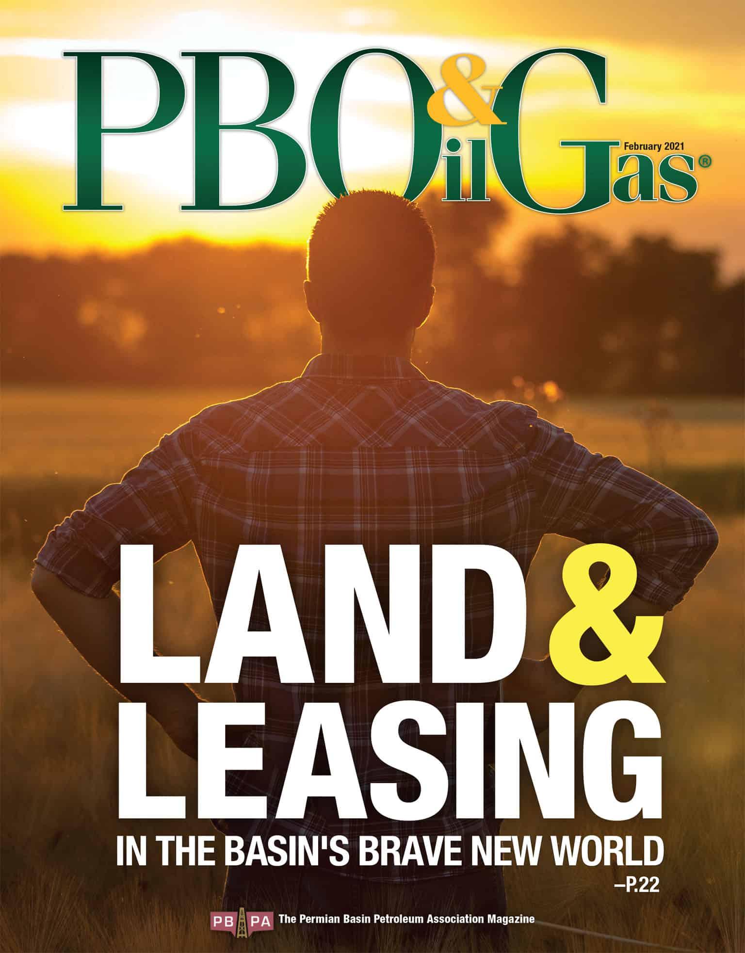 land leasing pboil