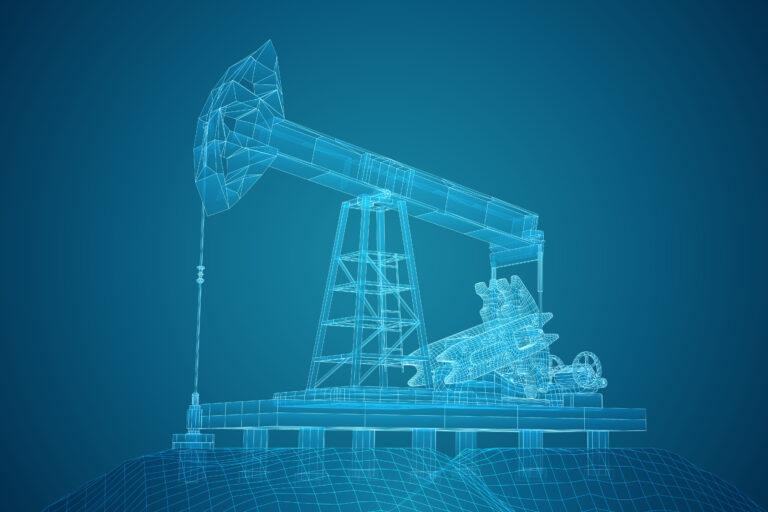 oil vector 3d